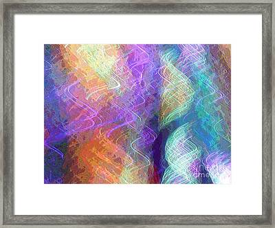 Celeritas 50 Framed Print