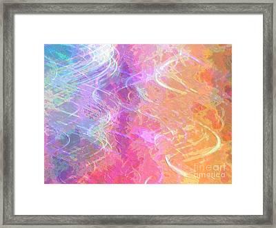 Celeritas 52 Framed Print