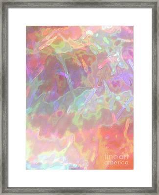 Celeritas 53 Framed Print