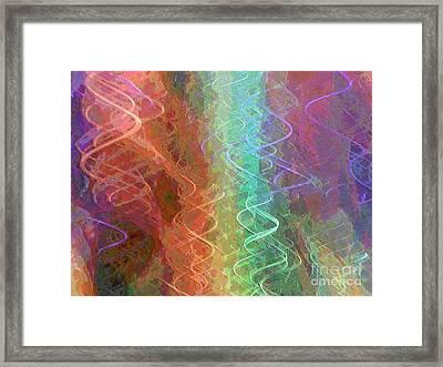 Celeritas 57 Framed Print