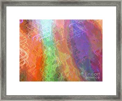 Celeritas 58 Framed Print