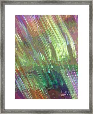 Celeritas 6 Framed Print