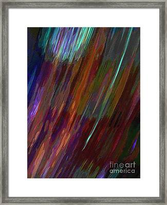 Celeritas 63 Framed Print