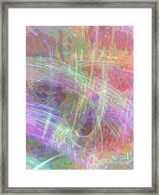 Celeritas 66 Framed Print