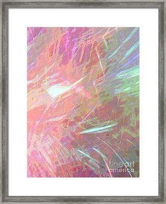 Celeritas 68 Framed Print