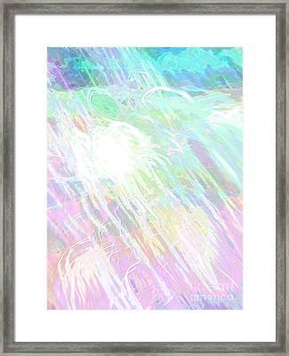 Celeritas 9 Framed Print