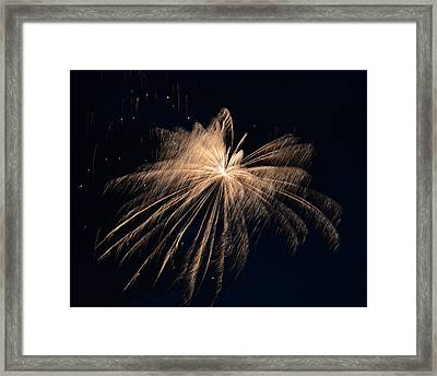Celestial Butterfly Framed Print