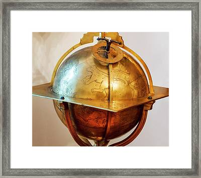 Celestial Globe Framed Print by Babak Tafreshi