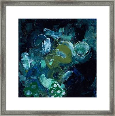 Cell No.18 Framed Print by Angela Canada-Hopkins