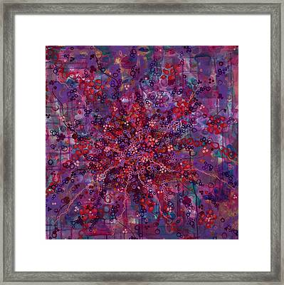 Cell No.19 Framed Print by Angela Canada-Hopkins