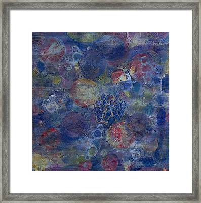Cell No.21 Framed Print by Angela Canada-Hopkins