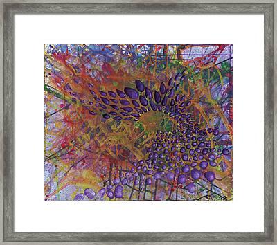 Cell No.8 Framed Print by Angela Canada-Hopkins