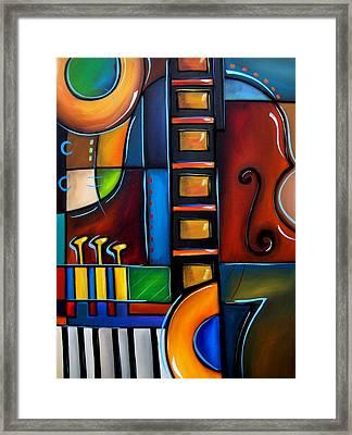 Cello Again By Fidostudio Framed Print by Tom Fedro - Fidostudio