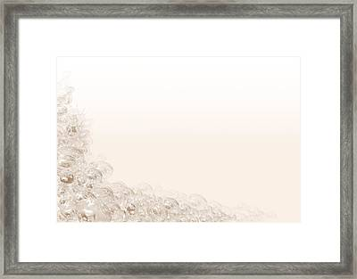 Cells, Conceptual Artwork Framed Print by Science Photo Library