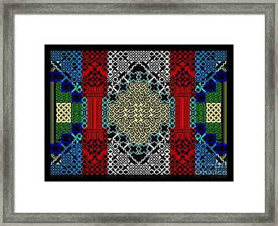 Celtic Builder1 Framed Print