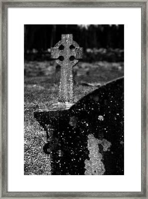 Celtic Cross 3 Framed Print