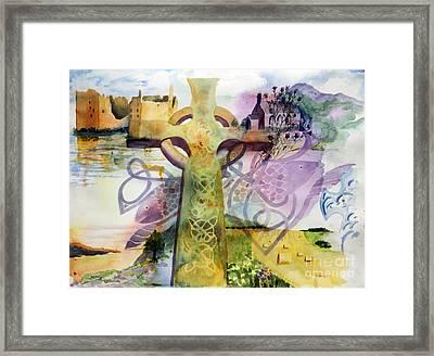 Celtic Dreams Framed Print