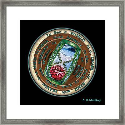 Celtic Eternity Framed Print