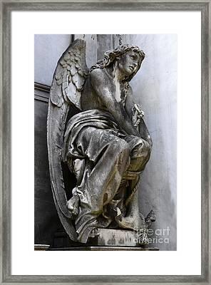 Cementario De La Rocoleta Buenos Aires 6 Framed Print