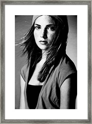 Cena Domini Framed Print