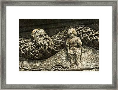 Cenotaph, Glanum, France Framed Print