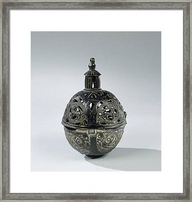 Censer, Spherical,  Anonymous Framed Print by Quint Lox