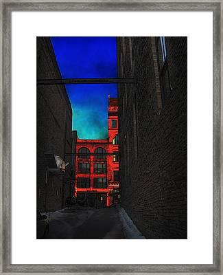 Centanni Version 2 Framed Print by David Blank