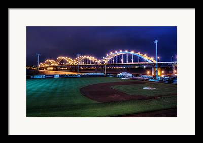 Minor Leagues Framed Prints