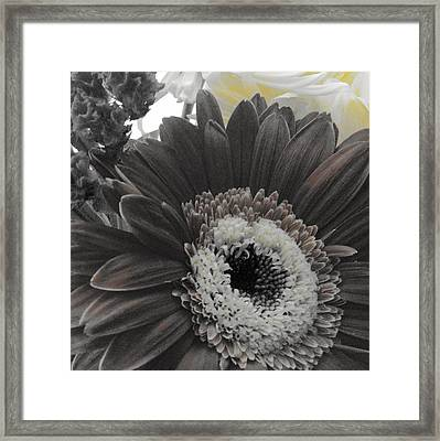 Framed Print featuring the photograph Centerpiece by Photographic Arts And Design Studio
