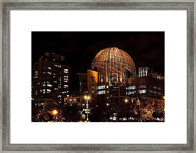 Central Library San Diego Framed Print by See My  Photos