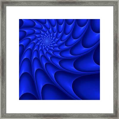 Centric-95 Framed Print by RochVanh