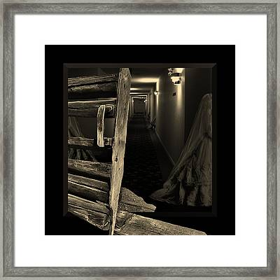 Centuries Of Memories Framed Print by Barbara St Jean