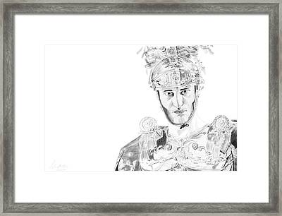 Centurion Framed Print
