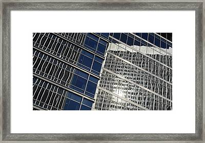 Century City Framed Print
