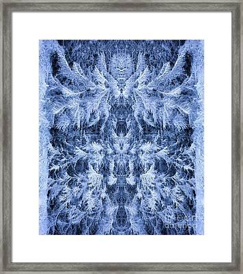 Cernunnos Framed Print by Tim Gainey