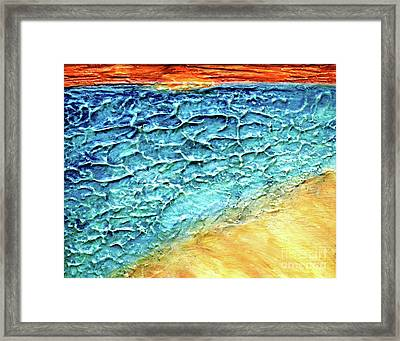 Framed Print featuring the painting Certainties by D Renee Wilson