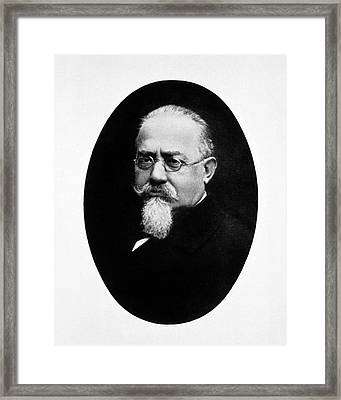Cesare Lombroso Framed Print