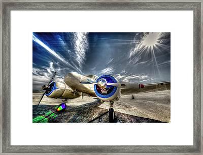 Cessna T-50 Framed Print