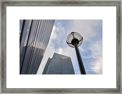 Cgi001-13 Framed Print by Cooper Ross