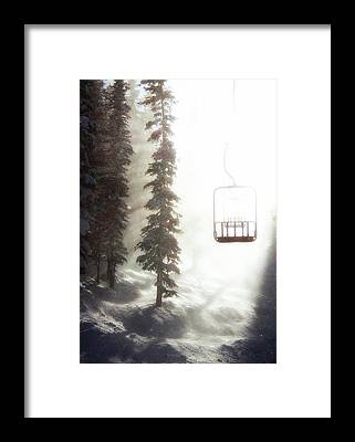 Rocky Mountains Framed Prints