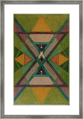 Chalice 1 Framed Print by Christopher Pringer