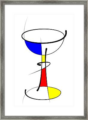 Chalice Framed Print