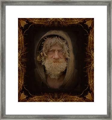 Challenge 12-1 Framed Print by Barbara MacPhail