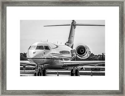 Challenger 300 Framed Print
