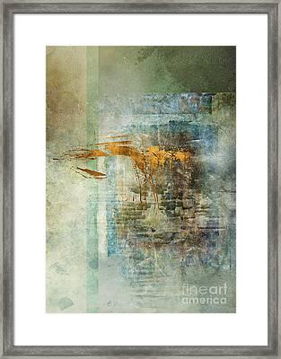 Chamber Framed Print
