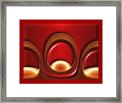 Chamber Trio Framed Print