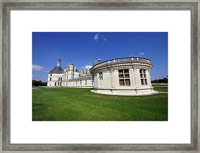 Chambord Castle  Framed Print by Ioan Panaite