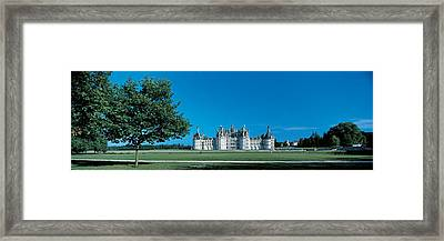 Chambord Castle Loire France Framed Print by Panoramic Images