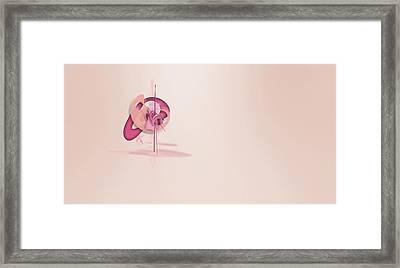 Chameleon Image004 Framed Print by Thomas Lovgren
