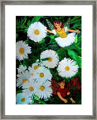 Chamomile Framed Print